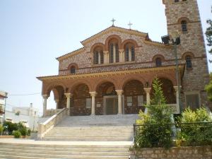 Αγιος Αιμιλιανός - Λόφος Σκουζέ