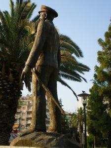 Πειραιάς - Τερψιθέα Άγαλμα Π. Βλαχάκου (2)